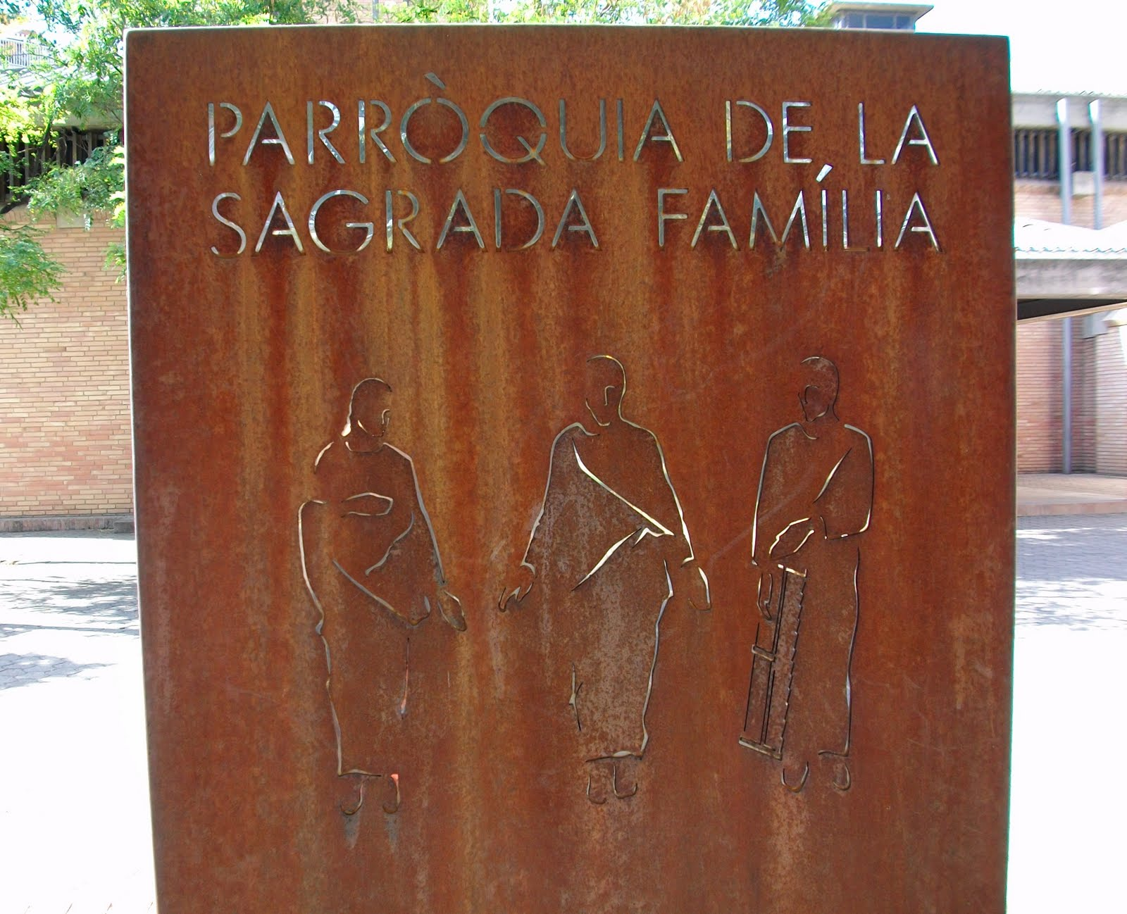 Sagrada Familia Igualada
